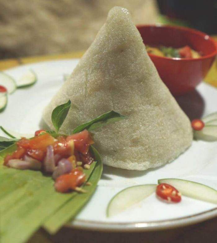 Makanan Khas Maluku Suami
