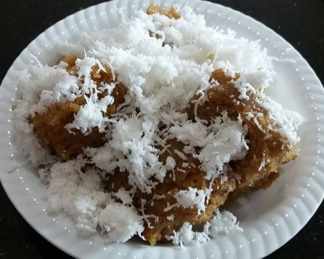 Makanan Khas Sulawesi Barat Apang