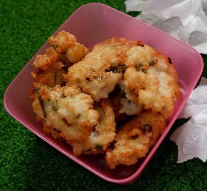 Resep Cireng Nasi Crispy