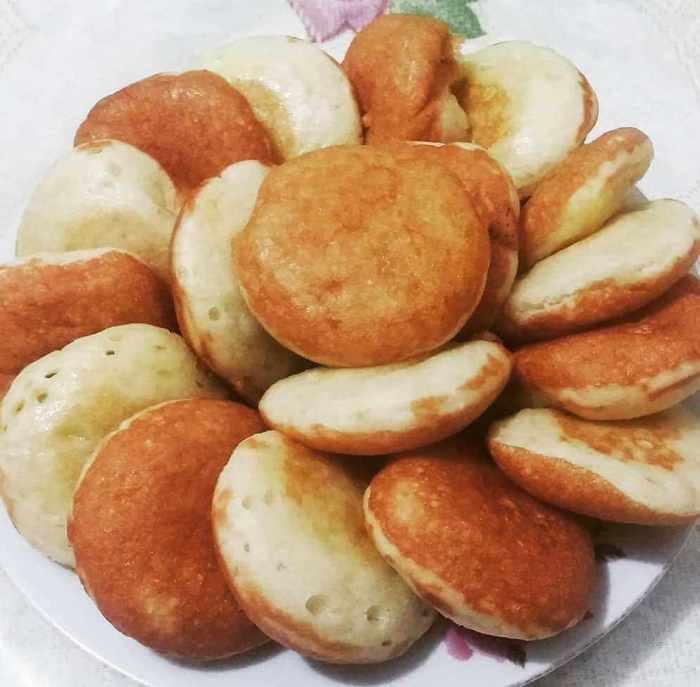 Resep Kue Kamir Beras