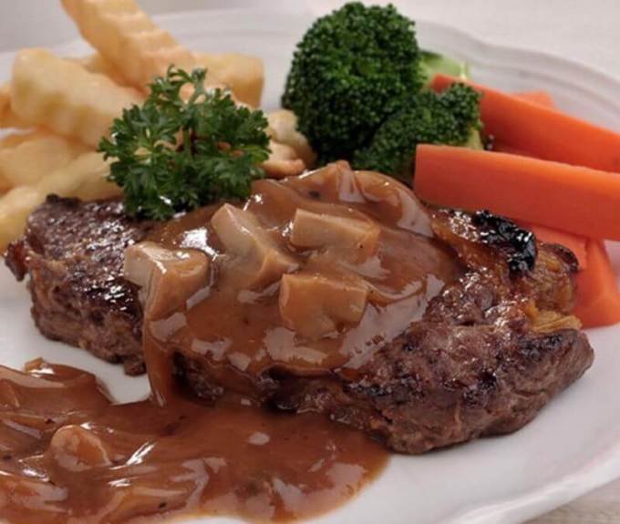 Saus Barbeque Steak