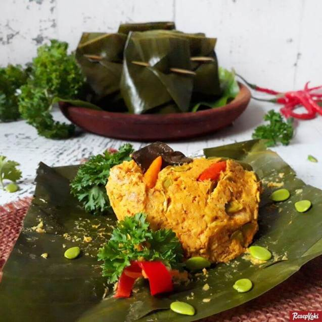 makanan khas Mojokerto_bothok tempe