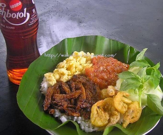 makanan khas bojonegoro nasi flambe
