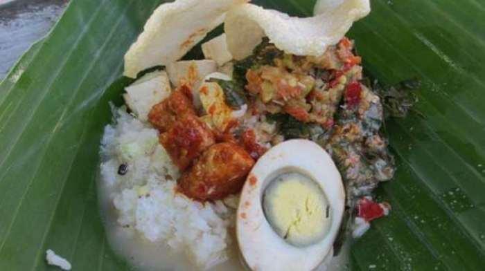 makanan khas boyolali nasi cawuk