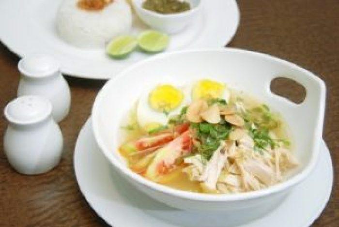 makanan khas jepara soto jepara