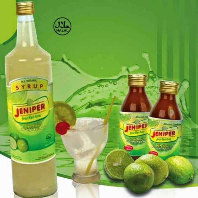 Minuman tradisional khas kuningan jawa barat jeniper