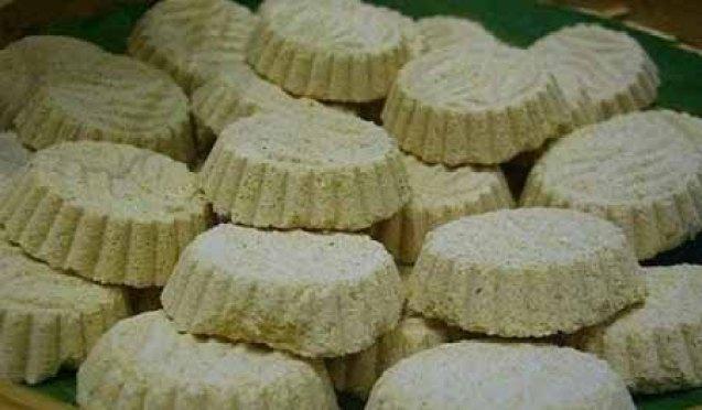 makanan khas kuningan Jawa Barat kue satu kacang hijau