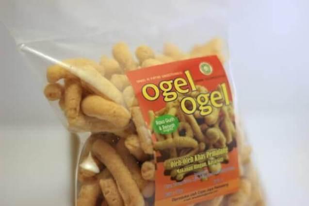 makanan khas pemalang ogel-ogel