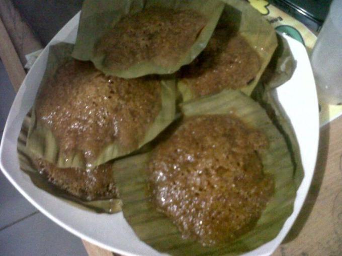 makanan khas pemalang Apem Comal