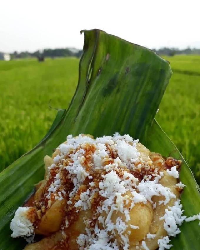 makanan khas ponorogo - gethuk golan