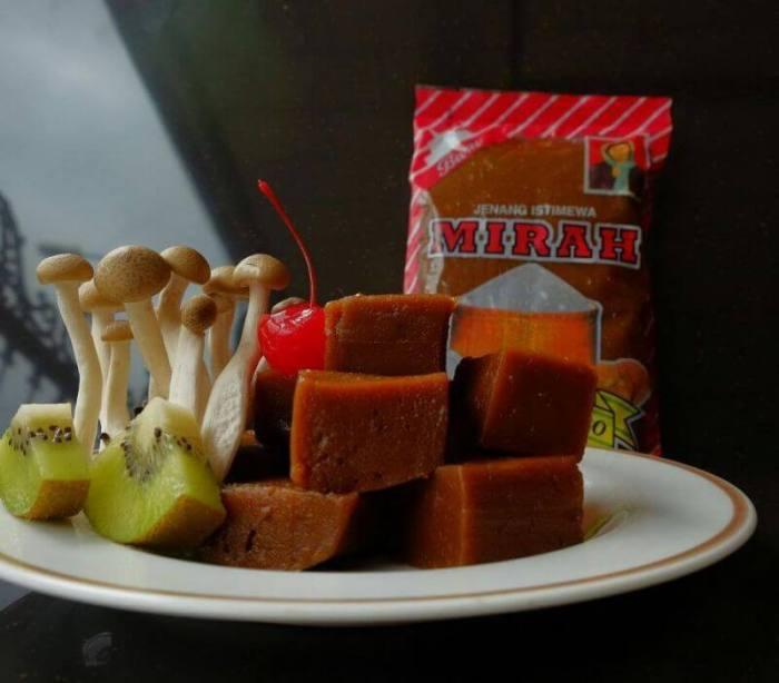 makanan khas ponorogo - jenang mirah