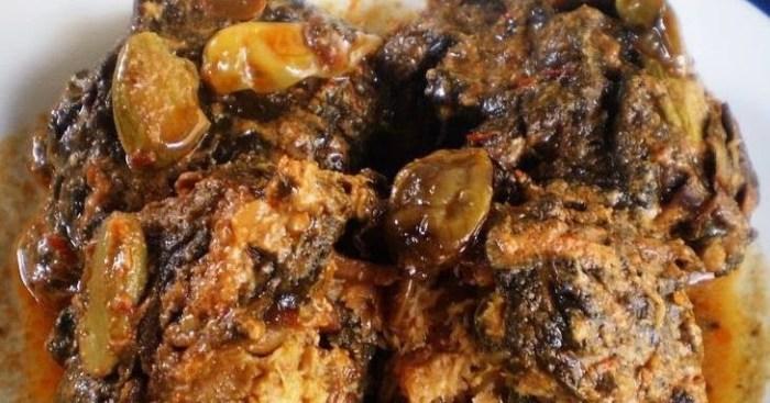 makanan khas purbalingga buntil