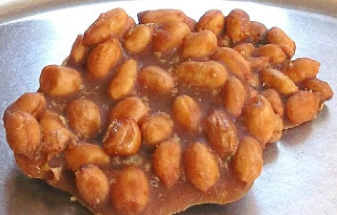 makanan khas tulungagung enting-enting kacang