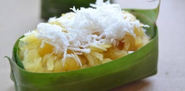 makanan khas Tulungagung sredek