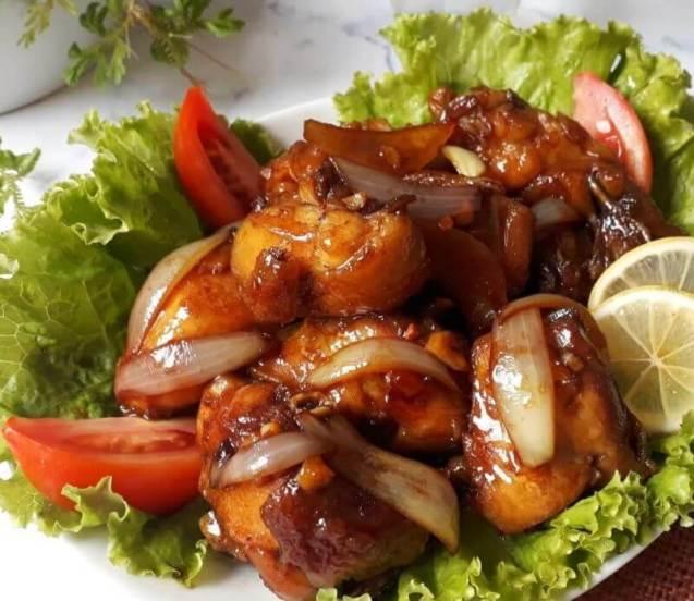 Resep Dapur Umami Ayam Kecap