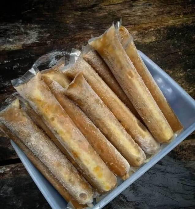 Resep Es Lilin Kacang Hijau
