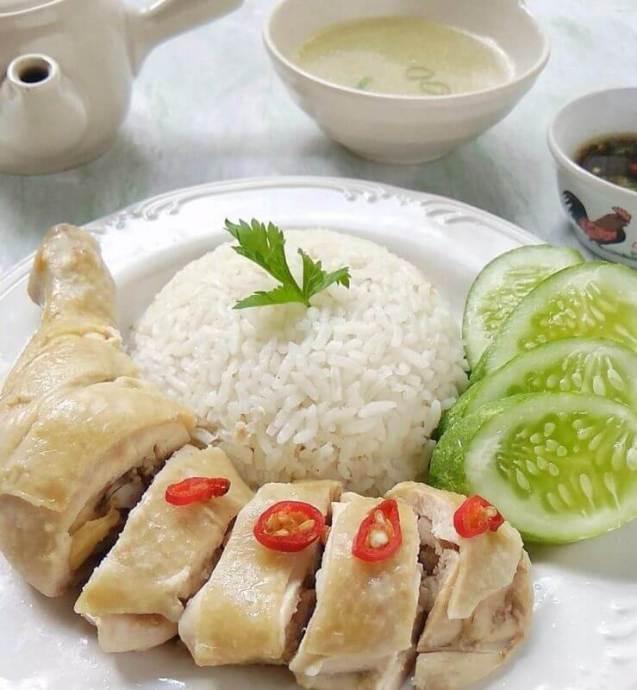 Resep Nasi hainan Ayam Rumahan