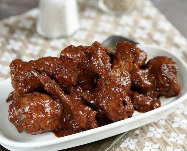 Bumbu Resep Ayam Balado Kecap