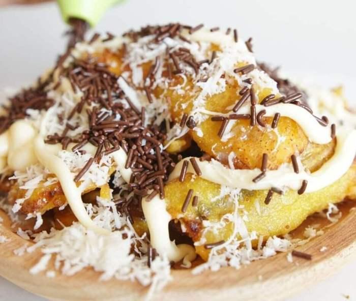 Resep Pisang Keju Batam - Bosmeal.com