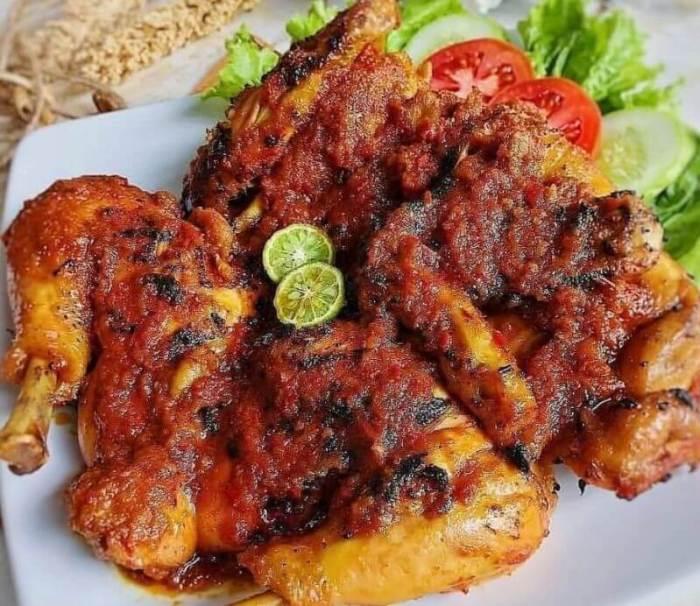 Bumbu Resep Ungkep Ayam Bakar - Bosmeal.com