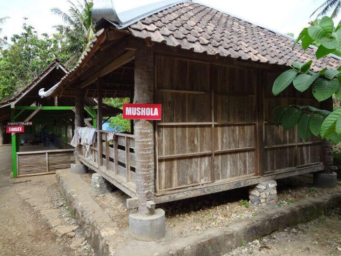 Fasilitas Air Terjun Sri Gethuk Gunung Kidul Yogyakarta
