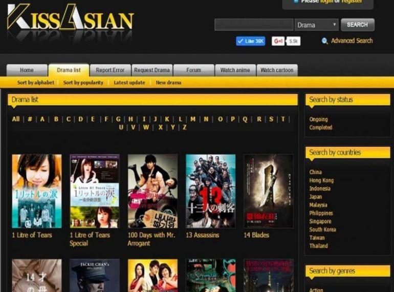 Nonton Drama korea Kissasian