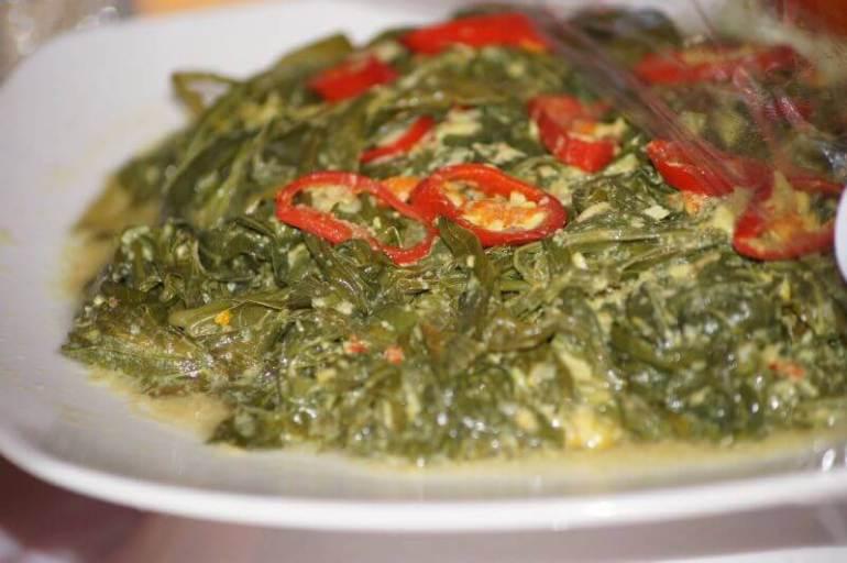 resep makanan khas dayak kanayatn kalumpe - Bosmeal.com