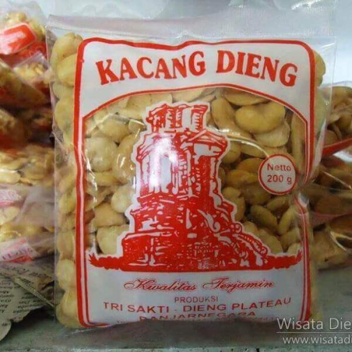 Oleh oleh Makanan Khas Wonosobo Dieng Kacang Babi
