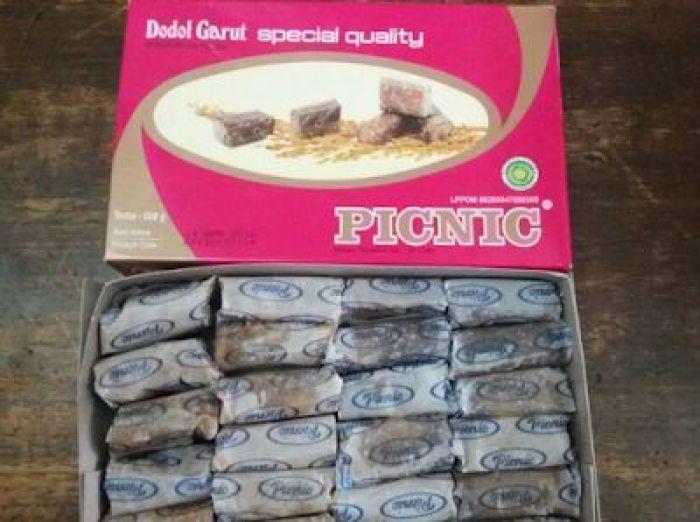 makanan khas garut dodol picnic