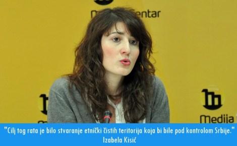 Izabela Kisić, izvršna direktorica Helsinškog odbora za ljudska prava u Srbiji