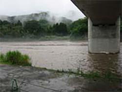 濁流 久慈川