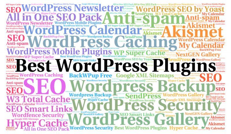 Top 5 WordPress Plugins That Will Surely Strengthen Your Website