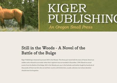 Kiger Publishing – Portland, Oregon