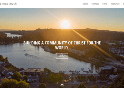 River West Church – Lake Oswego, Oregon