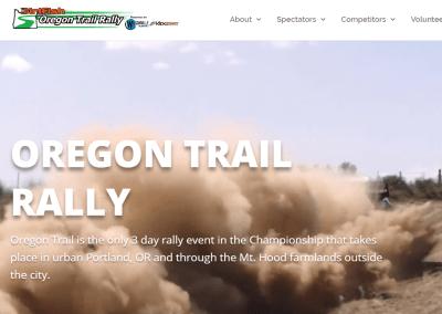 Oregon Trail Rally – Oregon Statewide
