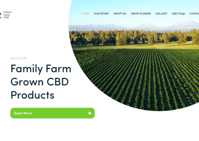 Oregon Finest CBD – Sisters, Oregon