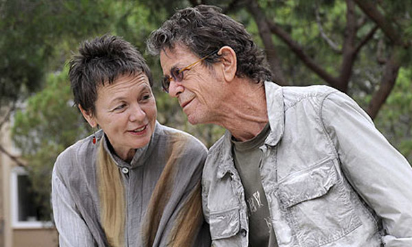Lou-Reed-Laurie-Anderson