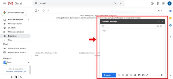 Gmail-nouveau-message-Boss-Arts