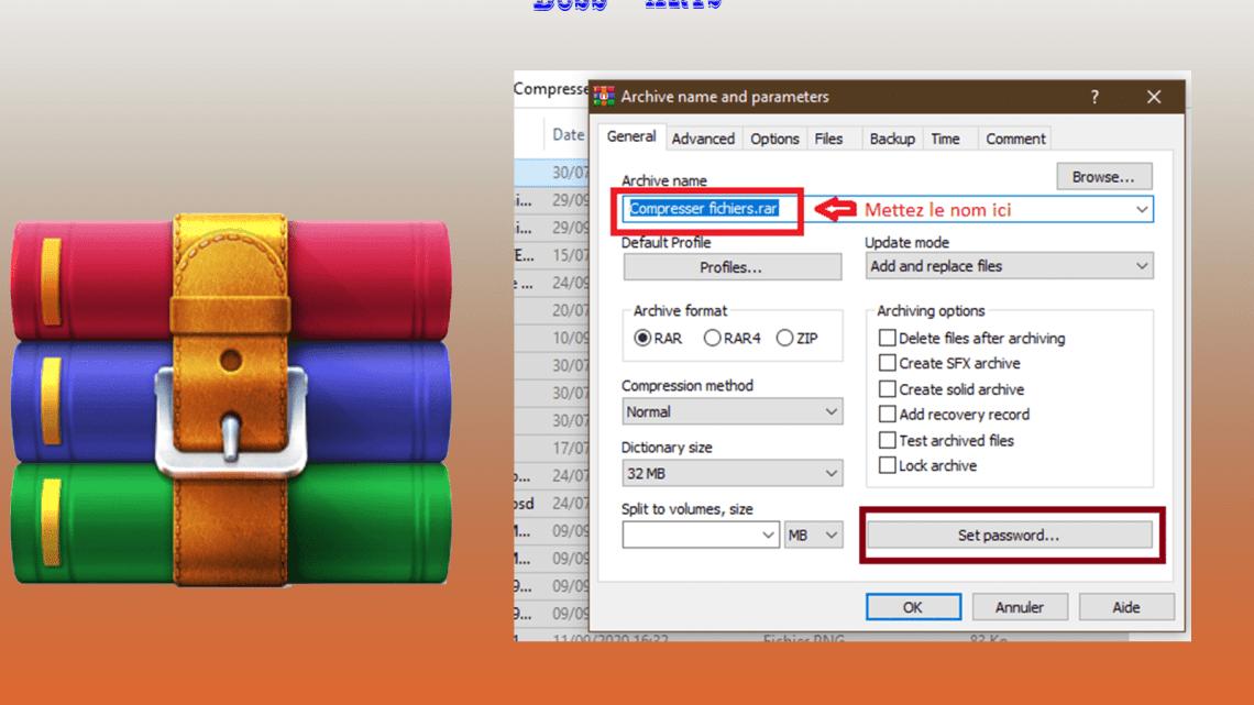 Comment compresser et décompresser des fichiers sous Windows ?