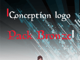 Conception logo : Pack Bronze