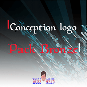 Conception logo Pack Bronze par Boss Arts