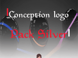 Conception logo : Pack silver