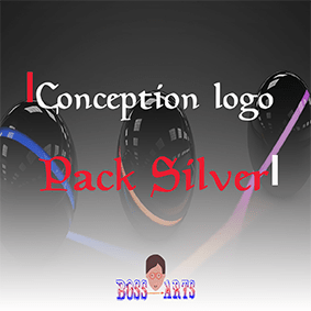 Conception logo Pack Silver par Boss Arts