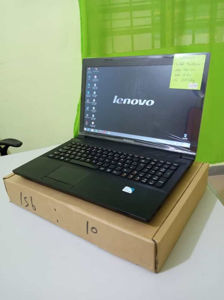 PC LENOVO 01 01 par Boss Arts