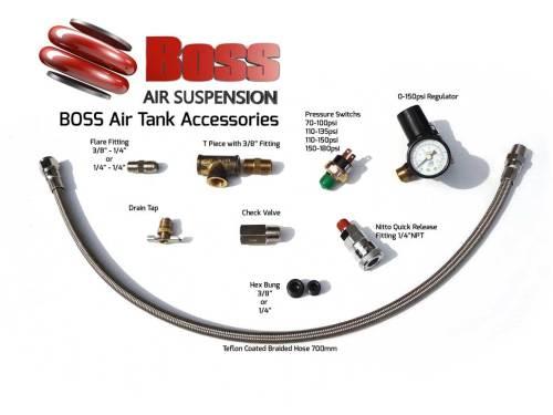 Air Tank Accessories