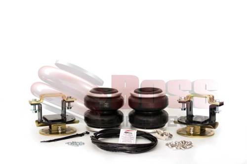 VW Amarok Airbag Suspension