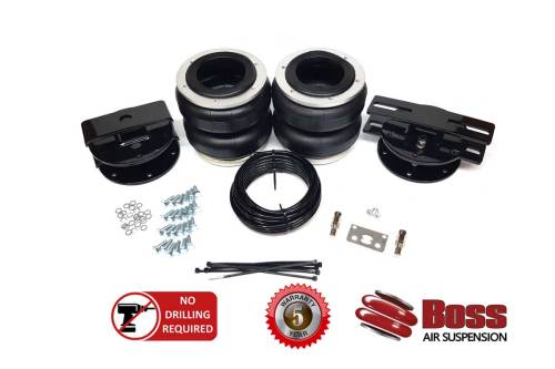 D22 Air Suspension Tow Kit
