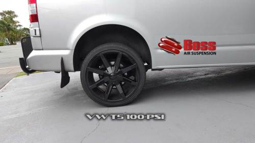 VW T5 Transporter Air Suspension