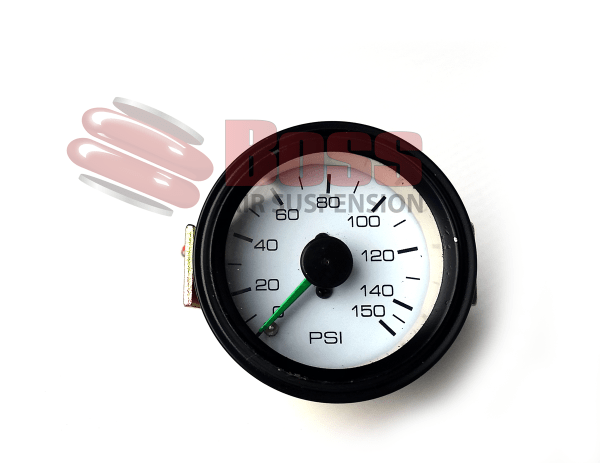 Air Suspension Dual Needle gauge