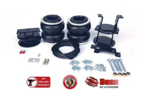Foton TunLAND 4WD Air Assist Kit